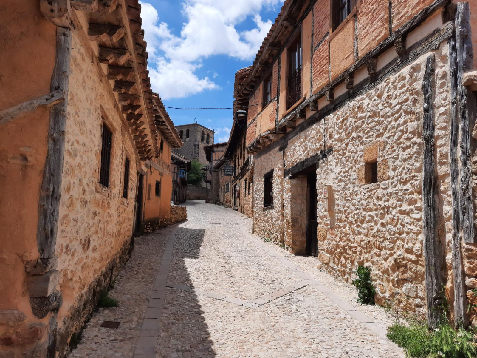 Visita Guiada-Calatañazor (Encanto medieval)